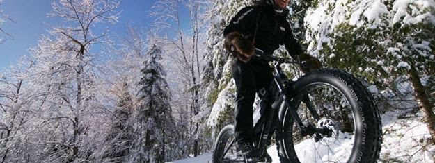 Snow Bike Trail and Demo Day @ Wasi Cross Country Ski Club